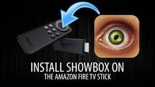 getlinkyoutube.com-Showbox : How-to Install  Ads-free Latest Showbox on Amazon firetv Box & Stick