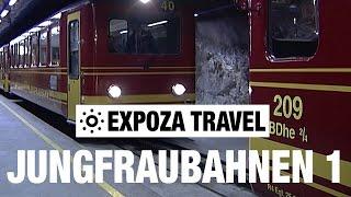 Switzerland : Jungfraubahnen Part 1