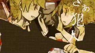 getlinkyoutube.com-【Kagamine Len】 The Riddle Solver who can't solve Riddles ~English Subbed~ 【Vocaloid PV】