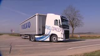 getlinkyoutube.com-TRANSPORT.TV 25: Volvo Trucks lanceert Volvo FH Fuel Concept