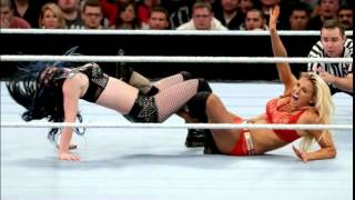 getlinkyoutube.com-WWE TLC 2015 | Charlotte VS. Paige | Divas Championship Match | Highlights