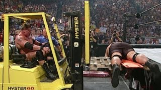getlinkyoutube.com-Brock Lesnar vs. Big Show: Judgment Day 2003