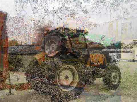Silagem de Milho 2009/Corn Silage 2009 Ferreira- a-Nova PORTUGAL