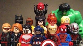 getlinkyoutube.com-Lego Avengers:Age of Hydra