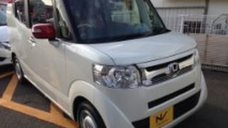 getlinkyoutube.com-HONDA 新型N-BOX SLASH『エヌボックス スラッシュ』 体感インプレッション!impression