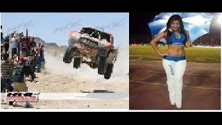 getlinkyoutube.com-San Felipe 250 2014 Atropellan Edecan Pudo Terminar en Tragedia SkyDive Dubai