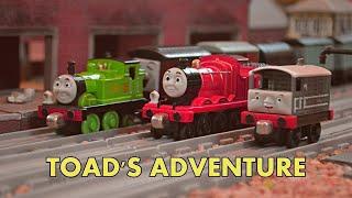 getlinkyoutube.com-Thomas & Friends: Toad's Adventure (REMAKE)