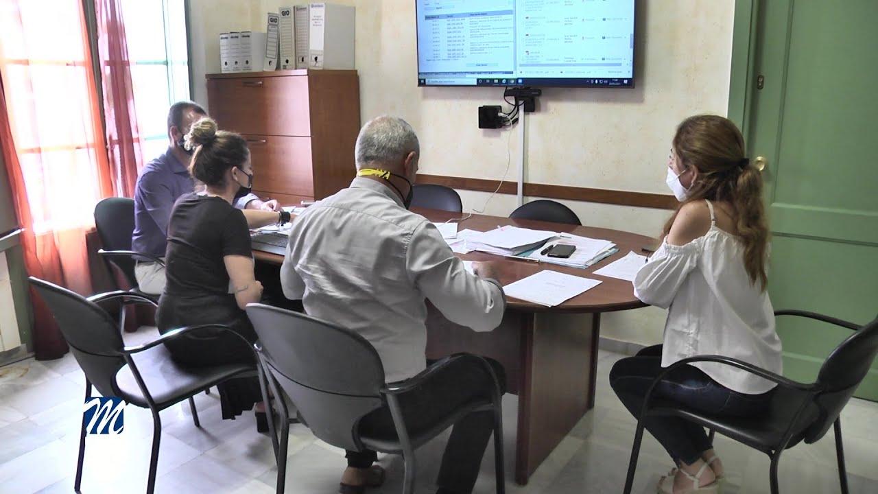 Mesas de contratación para mejorar zonas verdes, servicio de urgencias y seguridad