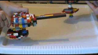 Lego Beyblade Tournament Final Round