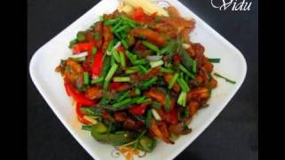 getlinkyoutube.com-Baby Corn Chilli