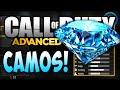 DIAMOND CAMO? - Call of Duty: Advanced Warfare CAMOS - COD 2014 Multiplayer