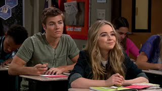 getlinkyoutube.com-Girl Meets World 2x23: Cory & Maya #1 (Riley: Don't you want to forgive him one day?)