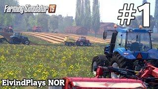 getlinkyoutube.com-Farming simulator 15 | sesong 2 | #1 (NORSK)