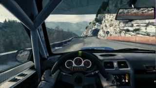 getlinkyoutube.com-DiRT 3 Gameplay - Rally Monte Carlo - Subaru WRX STI N12 [1080p]