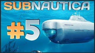 getlinkyoutube.com-Subnautica || THE CYCLOPS SUBMARINE || Gameplay Walkthrough Part 5