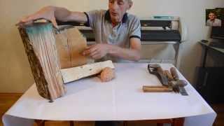 getlinkyoutube.com-Как высушить древесину дома! How to dry wood at home!