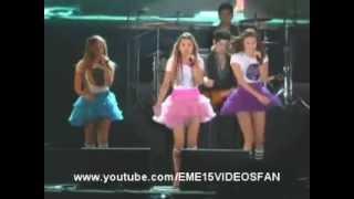 getlinkyoutube.com-EME15 en Concierto Exa Puebla canta Wonderland - Desde Tu Adios - Solamente Tu