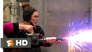 getlinkyoutube.com-Ghostbusters (4/10) Movie CLIP - Getting Equipped (2016) HD