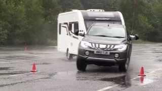 getlinkyoutube.com-The Practical Caravan Mitsubishi L200 review