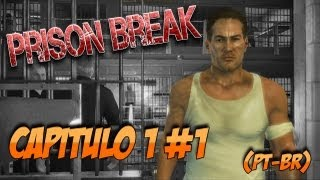 Prison Break: The Conspiracy Capitulo 1 # 1 (PT-BR)