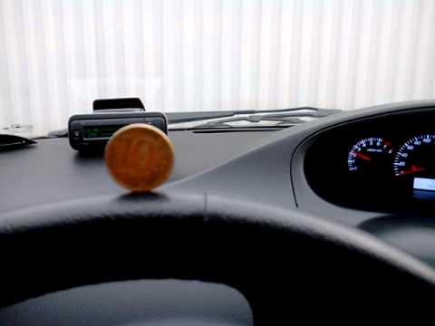 Запуск джили мк с червонцем на руле.