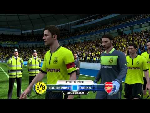 EA SPORTS TV @ Gamescom 2012 Folge 1 (Dienstag)
