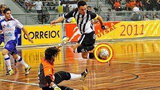 getlinkyoutube.com-Falcao ● Most Humiliating Futsal Skills & Goals