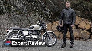 getlinkyoutube.com-2014 Triumph Bonneville   Bonneville T100 bike review