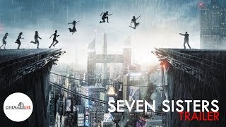 SEVEN SISTERS 2017 -  Noomi Rapace, Willem Dafoe, Movie HD