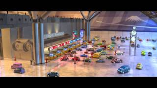 CARS 2 |  Official Trailer | Official Disney Pixar