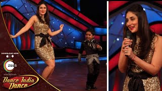 DID Dance Ke Superkids - Kareena
