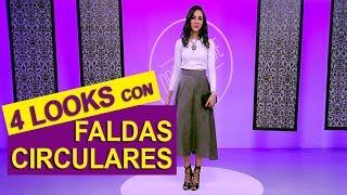 getlinkyoutube.com-4 looks con faldas circulares– Dress Code