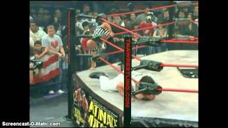 getlinkyoutube.com-Tna Turning Point 2008 Kurt Angle Vs Abyss Part 2