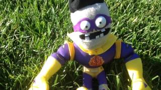 getlinkyoutube.com-Plants vs. Zombies Plush: Four Bosses at the Gallop!