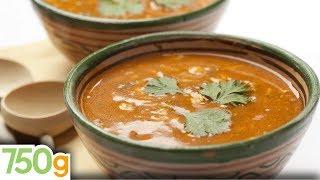 getlinkyoutube.com-Harira : La soupe Marocaine - 750 Grammes