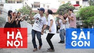Phở 6: Khác nhau HÀ NỘI vs SÀI GÒN/Differences Between Hanoi vs Sai Gon Clip Hài Hước Việt Nam