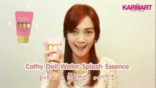 getlinkyoutube.com-Karmarts Review: Cathy Doll Water Splash Essence