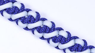 "getlinkyoutube.com-Make the ""Paralix"" Paracord Survival Bracelet - BoredParacord"