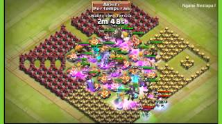 getlinkyoutube.com-Ngarai Nestapa New Update Konflik Kastil Castle Clash