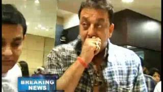 Black magic at Sanjay Dutt's house?