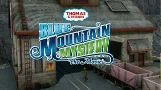 getlinkyoutube.com-Thomas & Friends Blue Mountain Mystery
