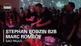 getlinkyoutube.com-Stephan Bodzin B2B Marc Romboy Skol Beats x Boiler Room Sao Paulo