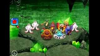 getlinkyoutube.com-My singing monsters dawn of fire - cave island FULL SONG