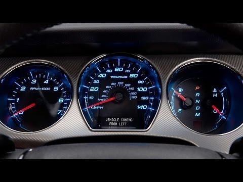 #4076. Ford Taurus SHO 2010 (очень красиво)