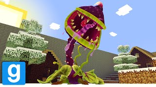 getlinkyoutube.com-Plants vs. Zombies in Garry's Mod