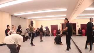 "getlinkyoutube.com-Chris Brown "" Back To Sleep "" // Unique Clay Choreography"