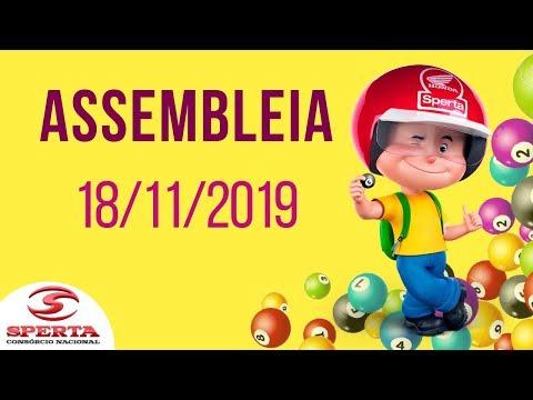 Sperta Consórcio - Assembleia - 18/11/2019