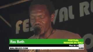 Bob Marley t'exhorte à vivre ton reve, parce que tout est possible dixit RAS BATH lors de son Sound System