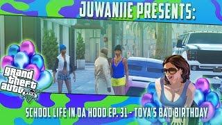getlinkyoutube.com-GTA5 School Life In Da Hood Ep. 31 - Bad Birthday
