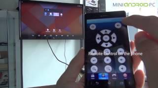 Control Android TV via Mobile Phone APP RKRemoteControl